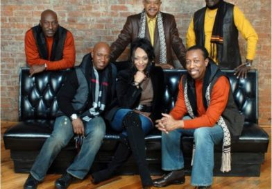 McArthur of the group Midnight Star stops by #ConversationsLIVE