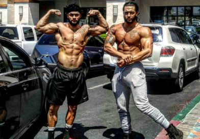 Fitness Models Morgan Hill and Chris Hill on #ConversationsLIVE