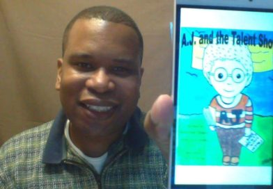 Media Personality and Children's Book Author Cyrus Webb offers free book on Audible
