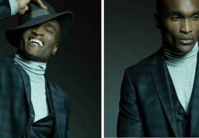Model Tyrell Ware stops by #ConversationsLIVE