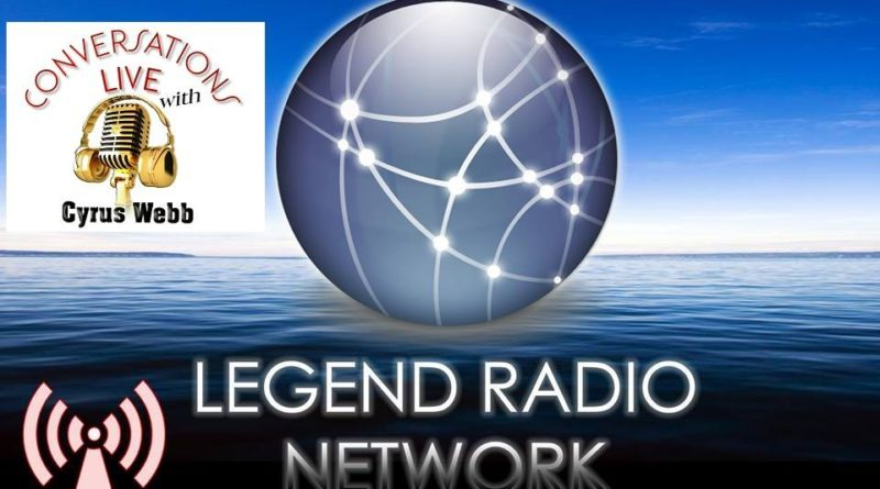 Conversations LIVE joins the Florida-based Legend Radio Network