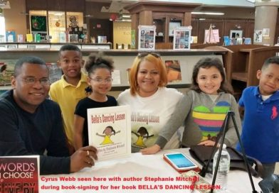 Media Personality Cyrus Webb Helps Individuals Share Their Stories Through Publishing Books